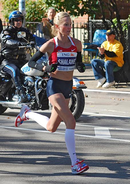 Flanagan NYC Marathon