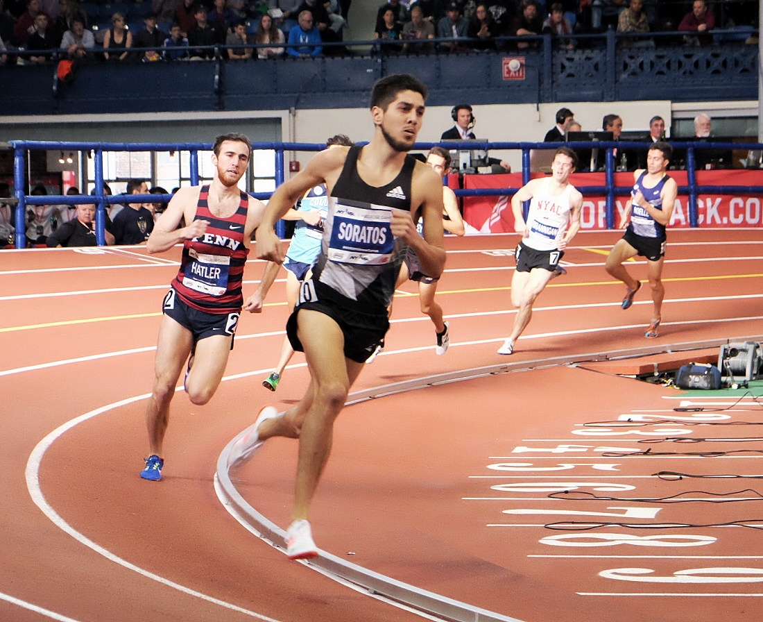 be7502eb89e9 Without Centrowitz or his combatant Nick Willis in the men s Wanamaker  Mile