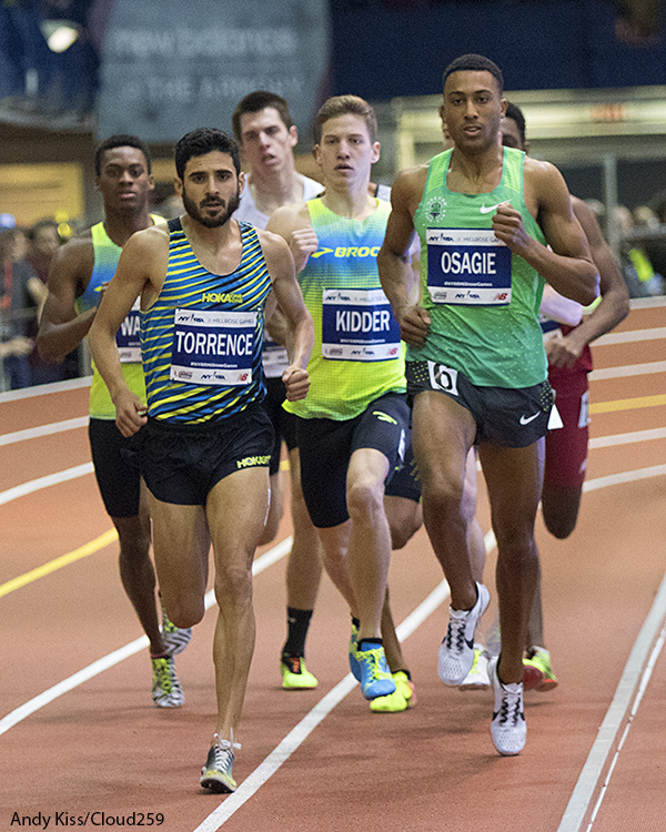16c6871f7618 There has been no more dominant performer at Millrose since it moved from  Madison Square Garden to the Armory than Ajee Wilson. She won the 800m for  a ...